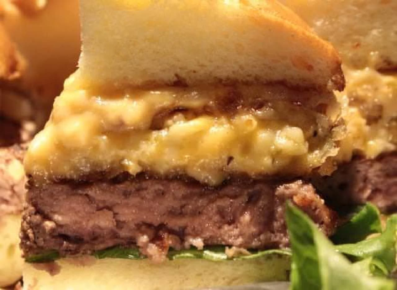 世界のご当地バーガーが味わえる!