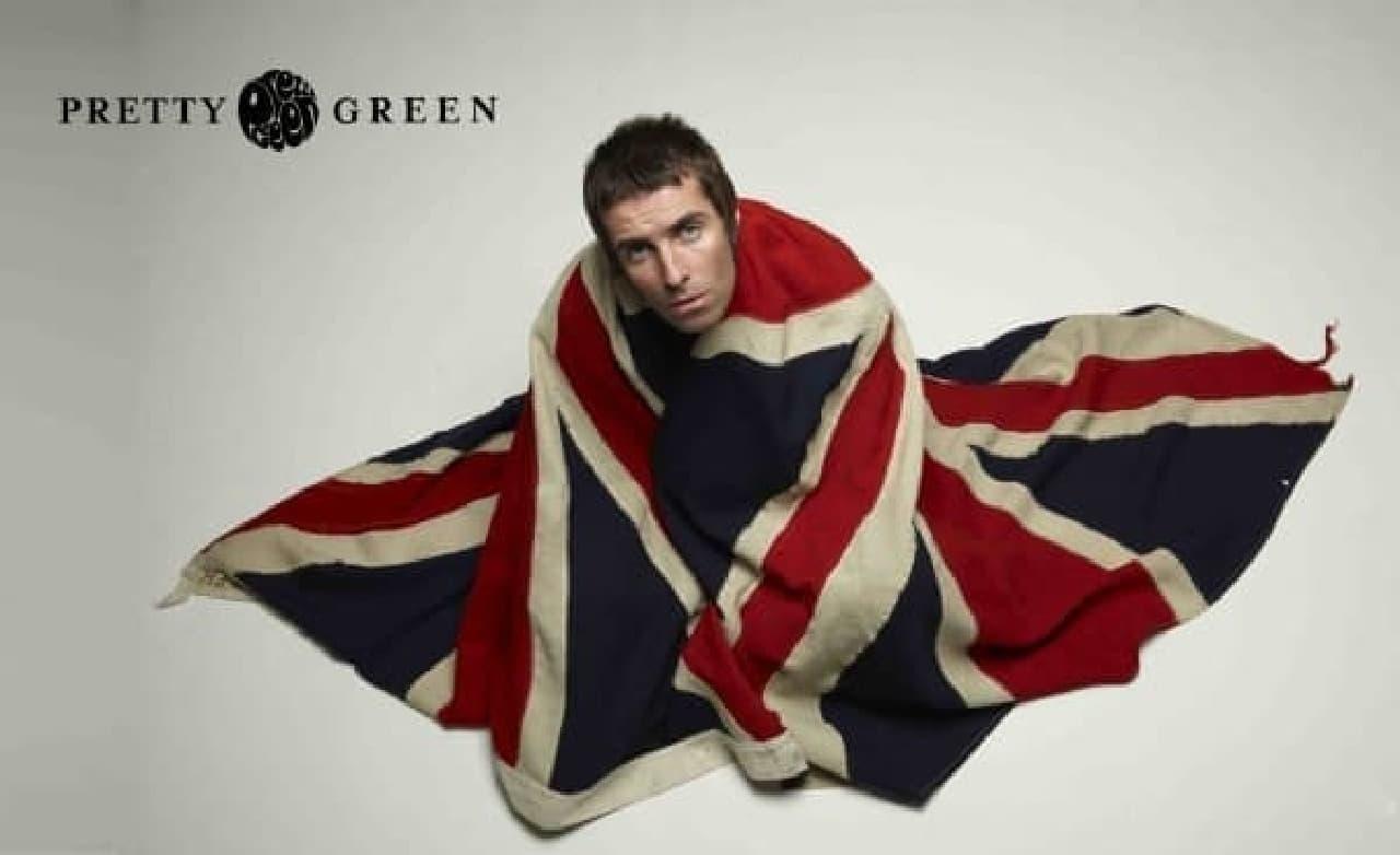 リアム・ギャラガーが立ち上げたブランド「PRETTY GREEN」