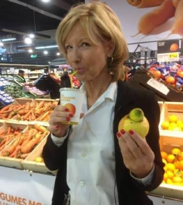 """""""不名誉な""""野菜や果物を使ったジュースも販売し、大反響"""