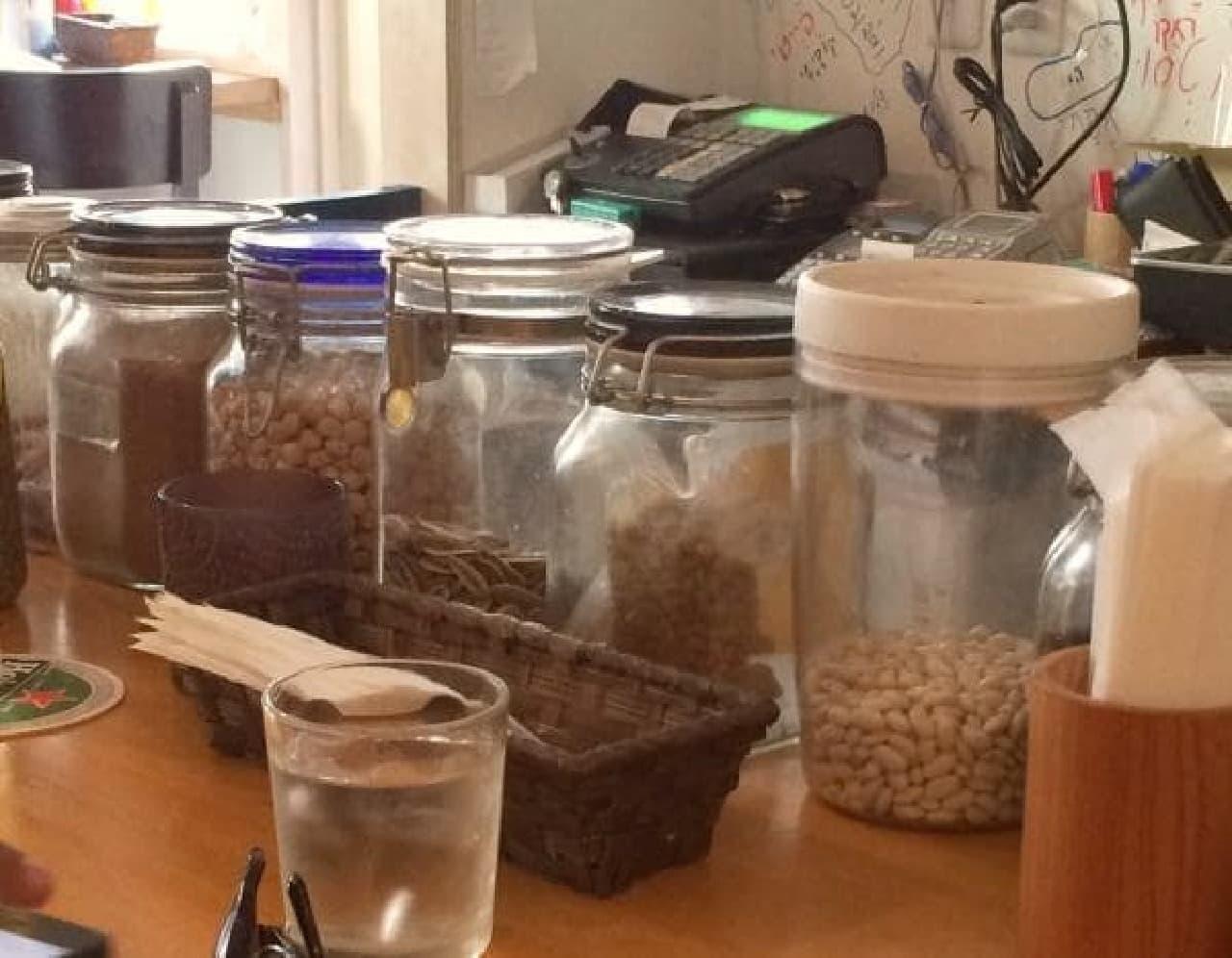 豆、たくさん食べたなぁ