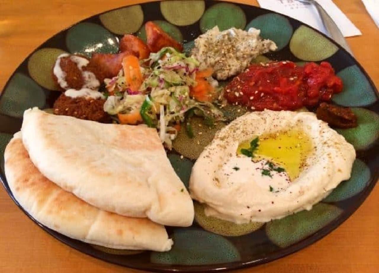 イスラエル料理って、いったいどんな味?