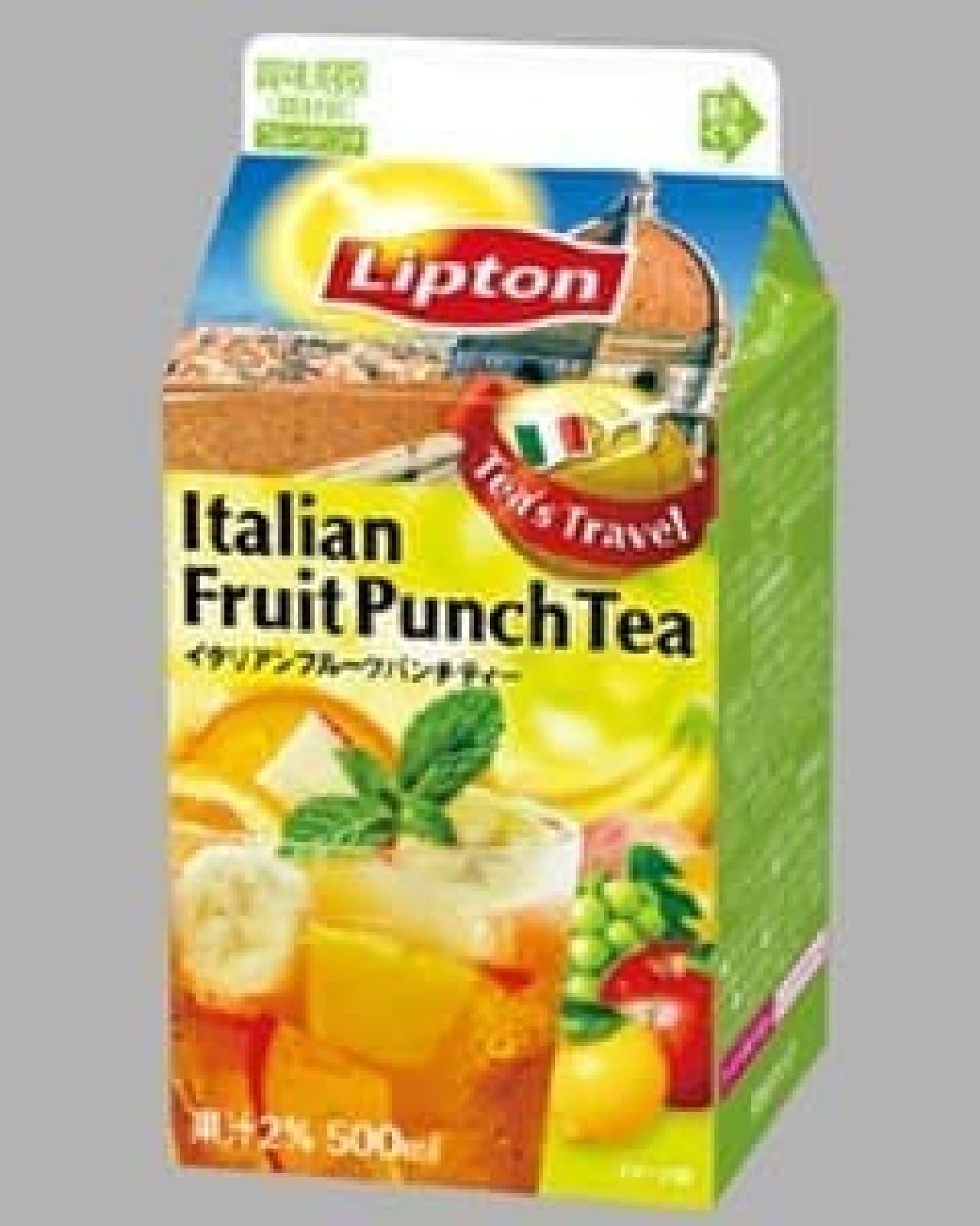 フルーツ7種の果汁をブレンド!