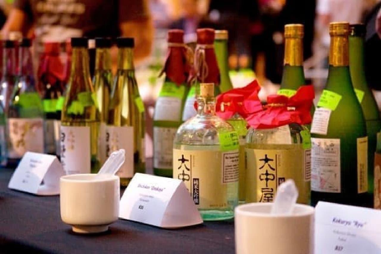日本酒約370銘柄が並ぶ「JOY OF SAKE TOKYO」開催