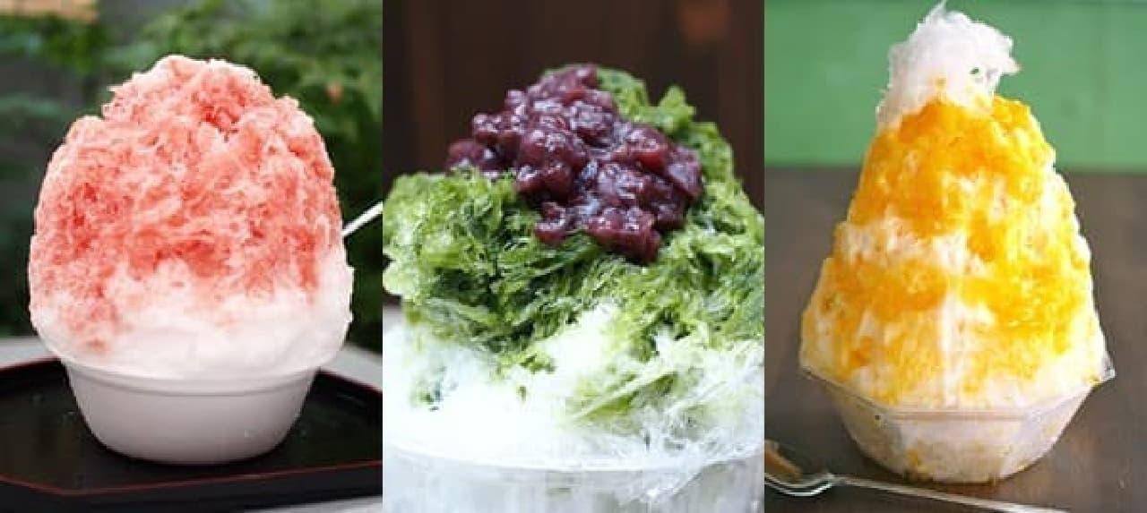 どれも美味しそう   (出典:tv asahi)
