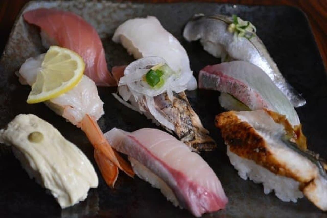 回転寿司で食べ放題?