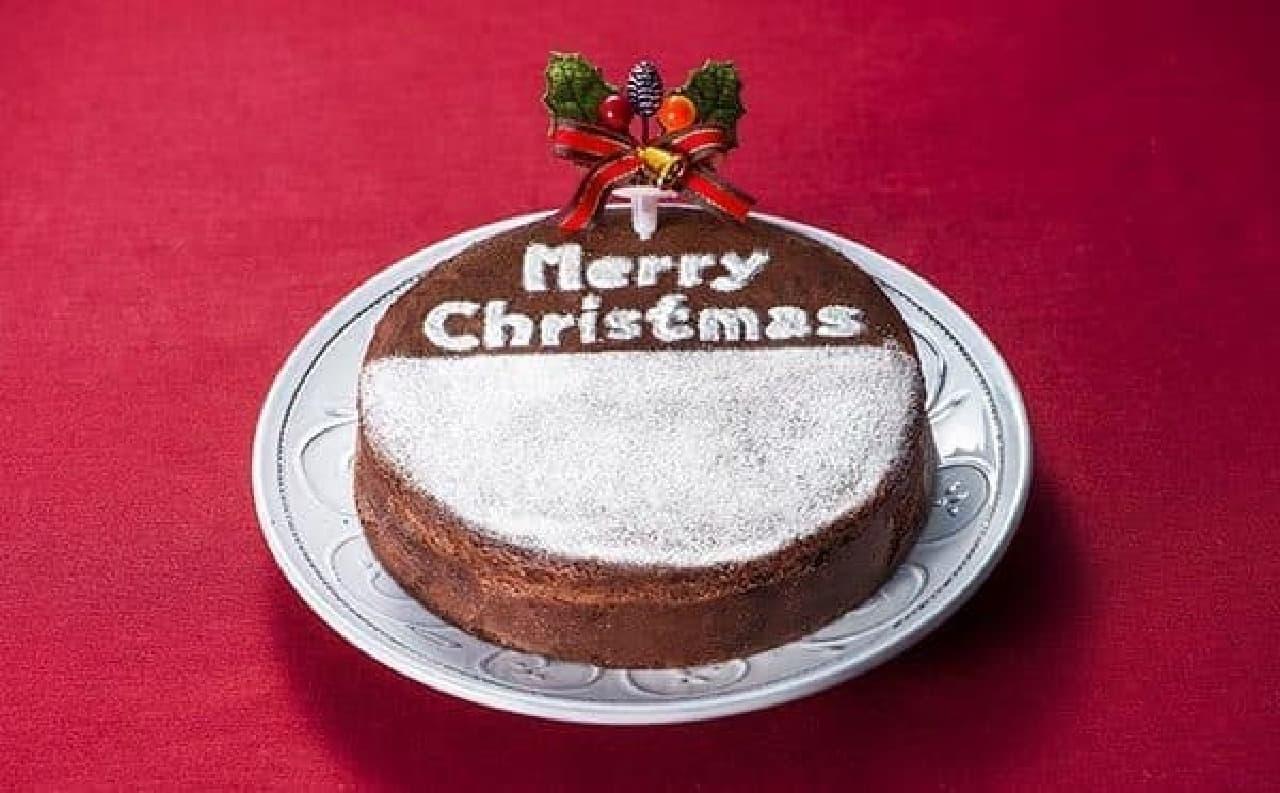"""""""糖質オフ""""ケーキでお祝い"""