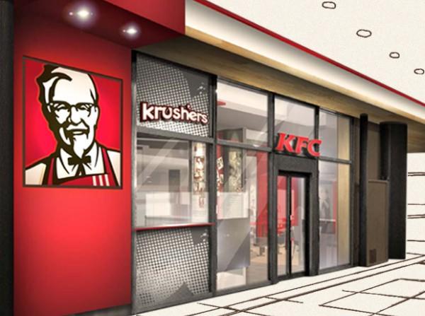 """全国で唯一の""""オープンキッチン""""併設店が登場"""