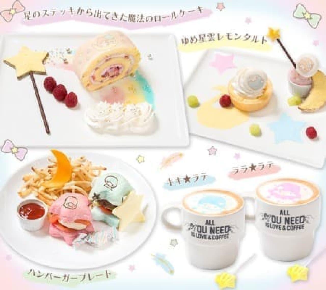 「キキ&ララカフェ」が関東に上陸!