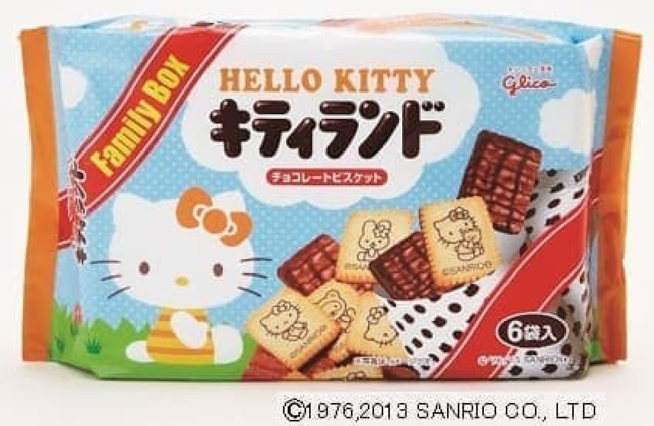 キティさん×キティランド!