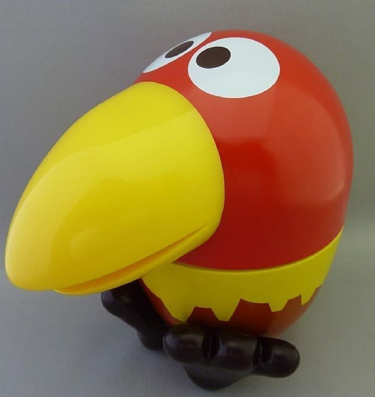 これが、おもちゃのカンヅメ!