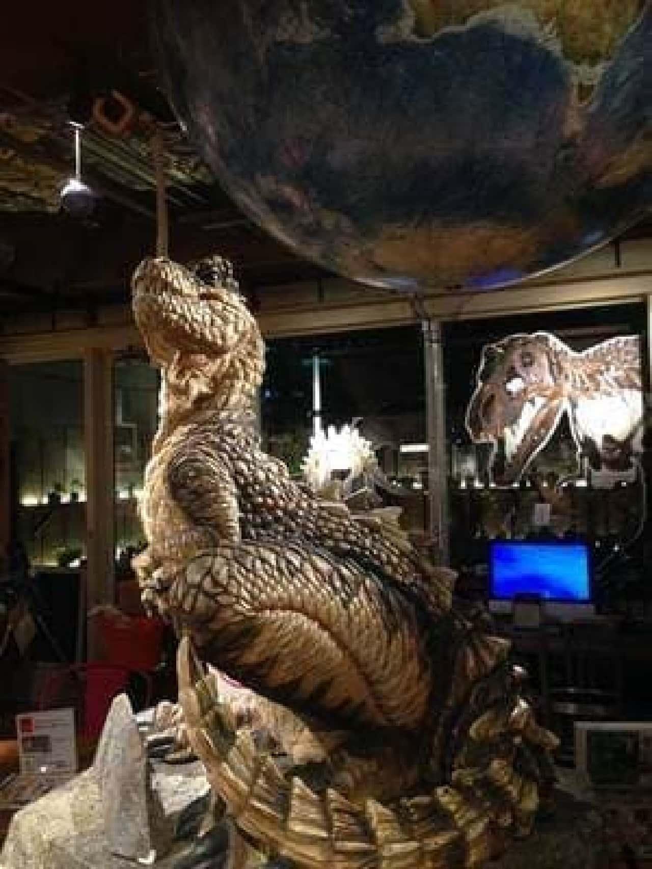 恐竜に会いに行こう!