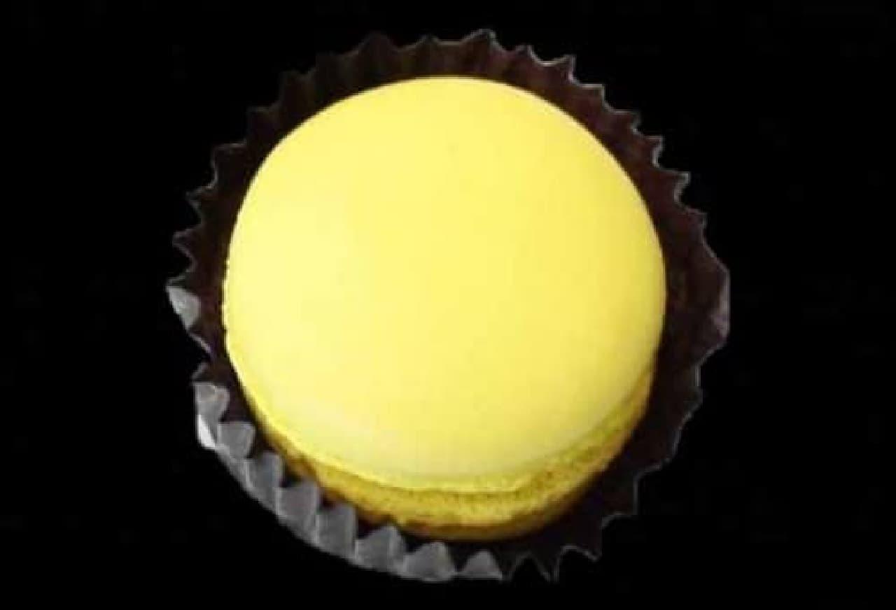 飛行機に乗らなくても「レモンマカロン」が食べられる!
