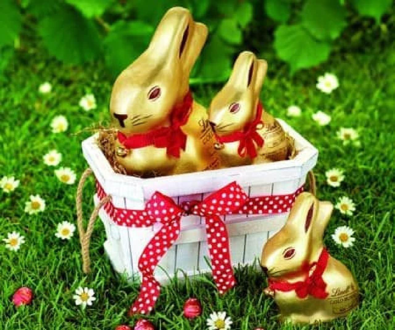 """ウサギは """"生命"""" や """"繁栄"""" の象徴"""