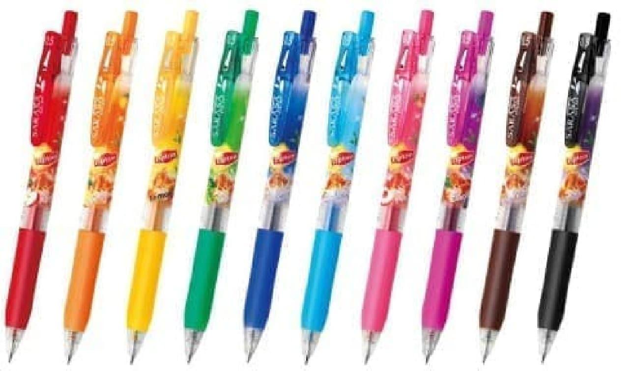 「リプトン」がボールペンになった!