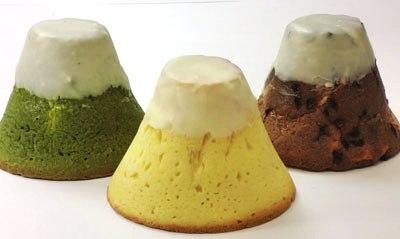 """色鮮やかな""""富士山""""が登場"""