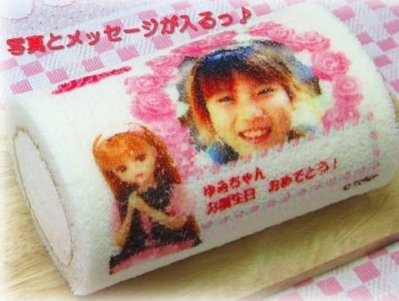 大切な記念日は、リカちゃんと一緒のオリジナルケーキで