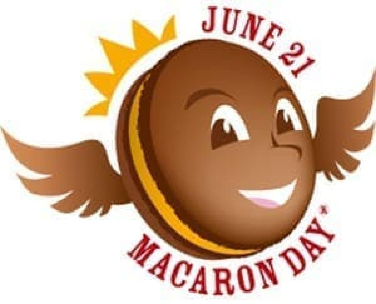 夏至の日は「マカロンデー」