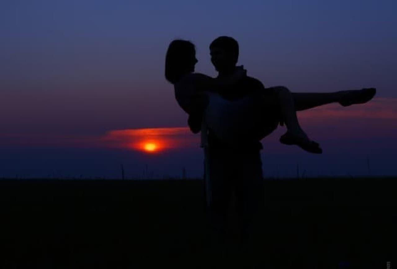 プチサプライズで二人の愛を再確認
