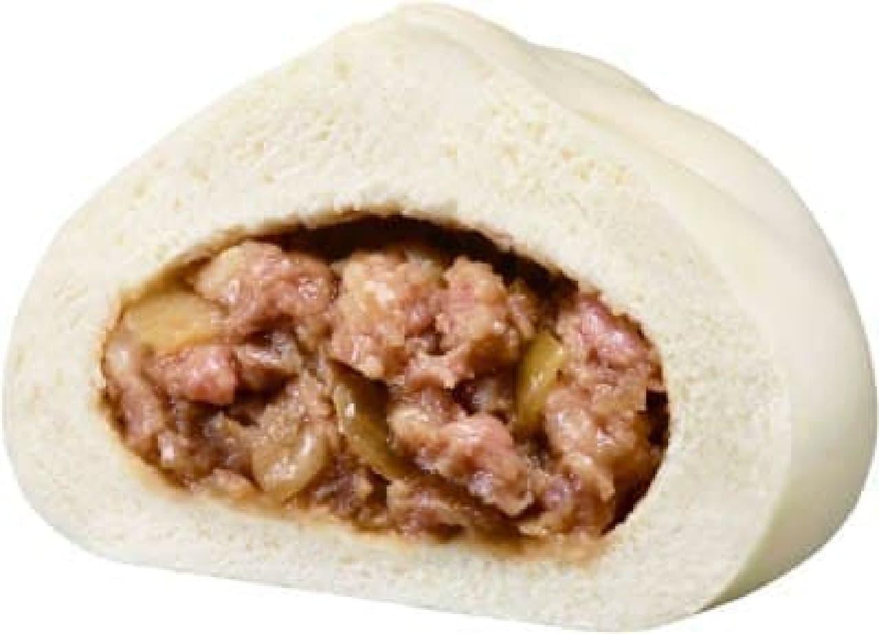 王道肉まんが人気ナンバーワン!