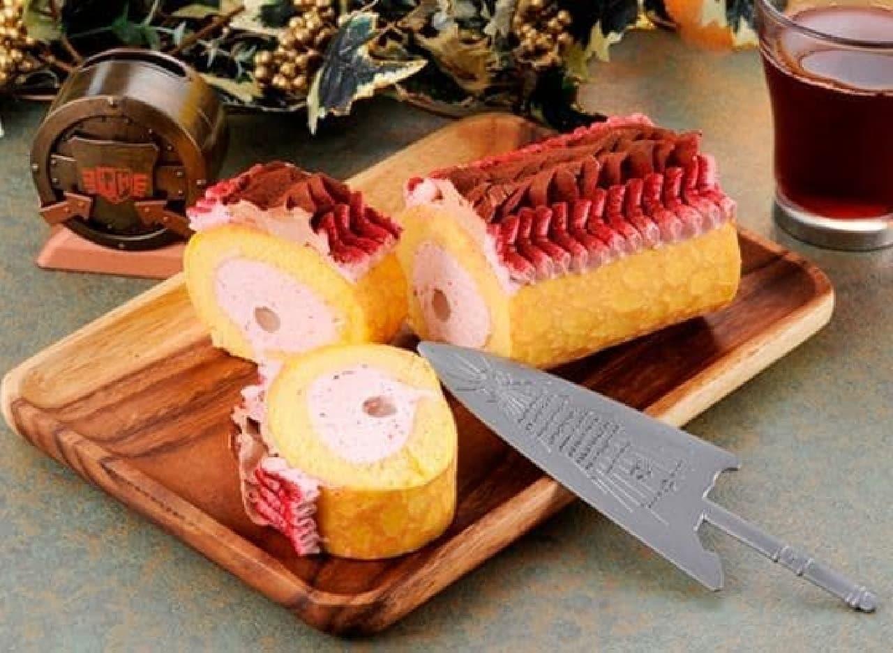 クエスト報酬はケーキ?  (c)CAPCOM CO.,LTD.