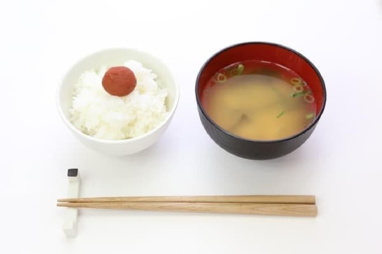 質素な食事で寿命が延びる?