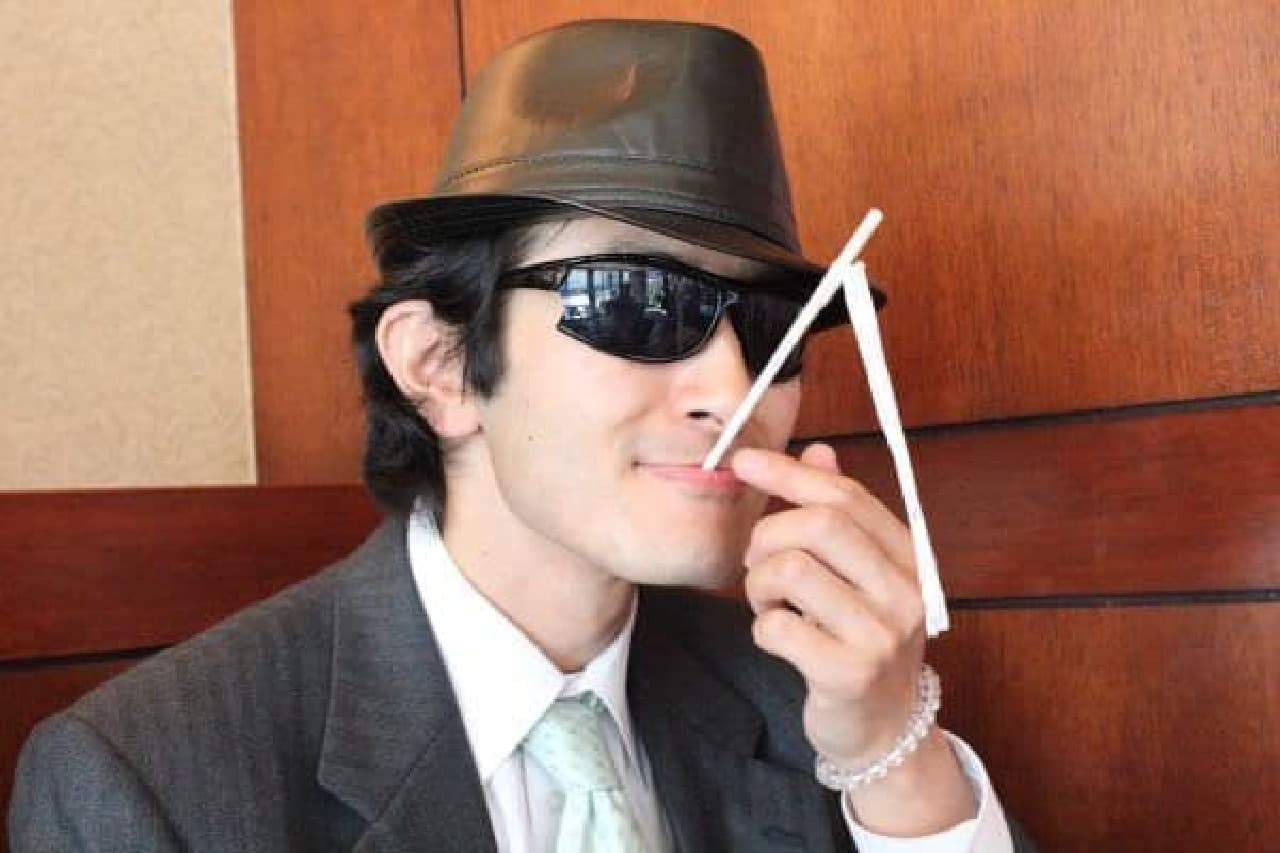 長沼さんは素敵紳士です