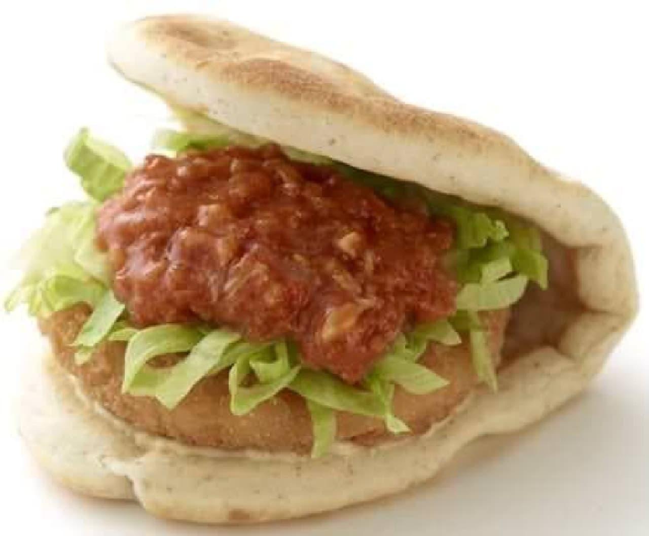 """シンガポール料理""""チリクラブ""""をイメージ"""
