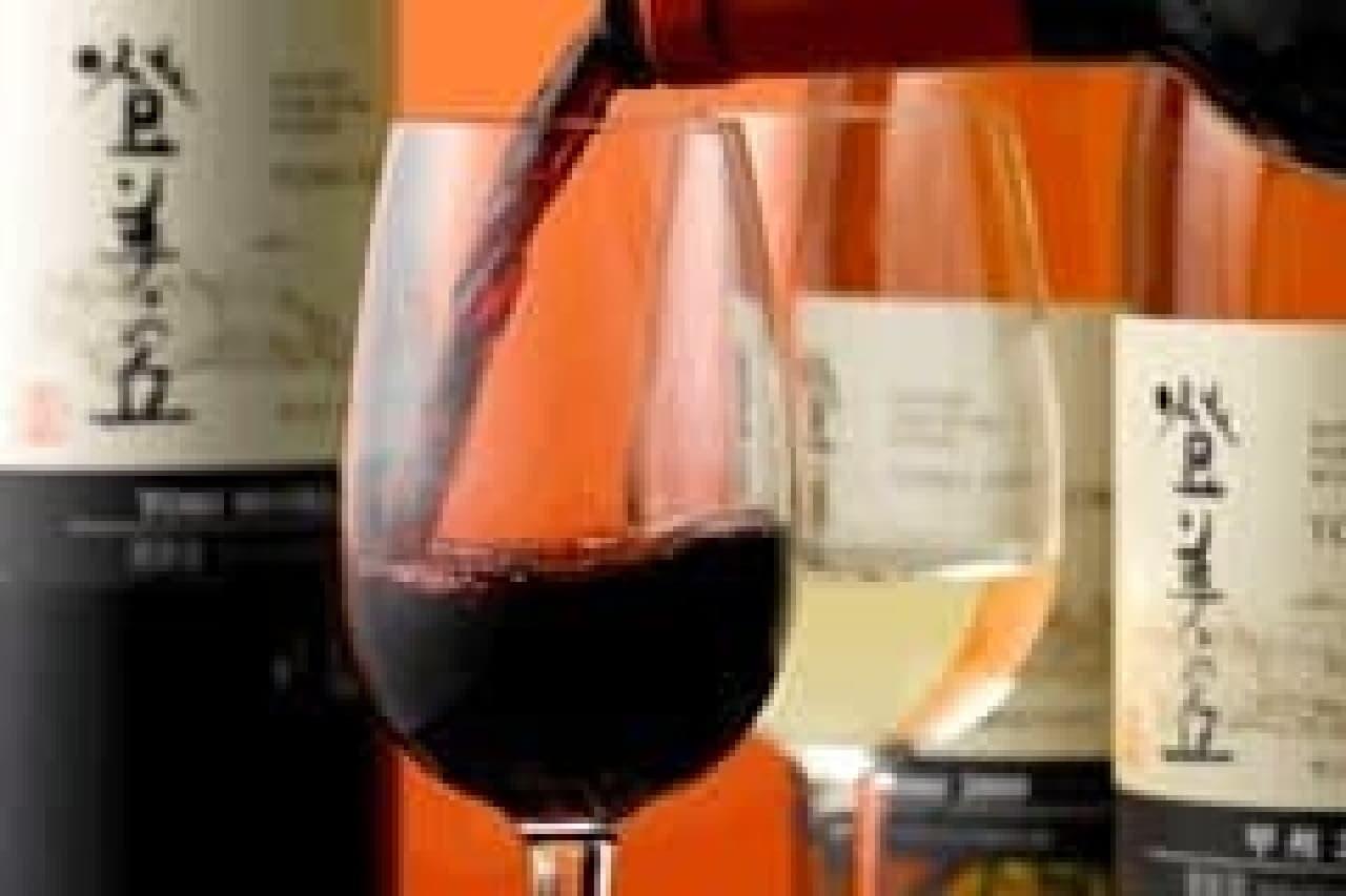 日本のワインを楽しむテイスティング付きイベント  (出典:サントリー)