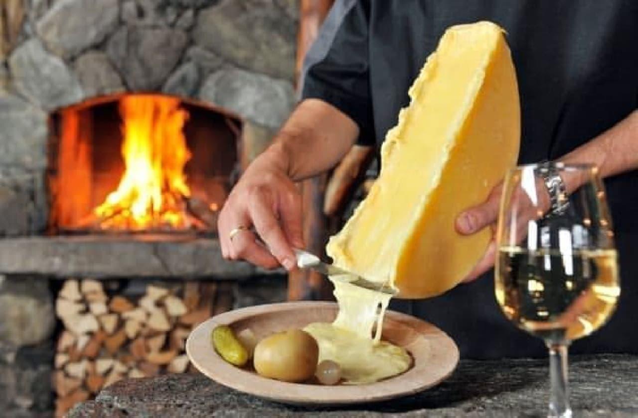 魅惑のスイス料理が食べられる!?