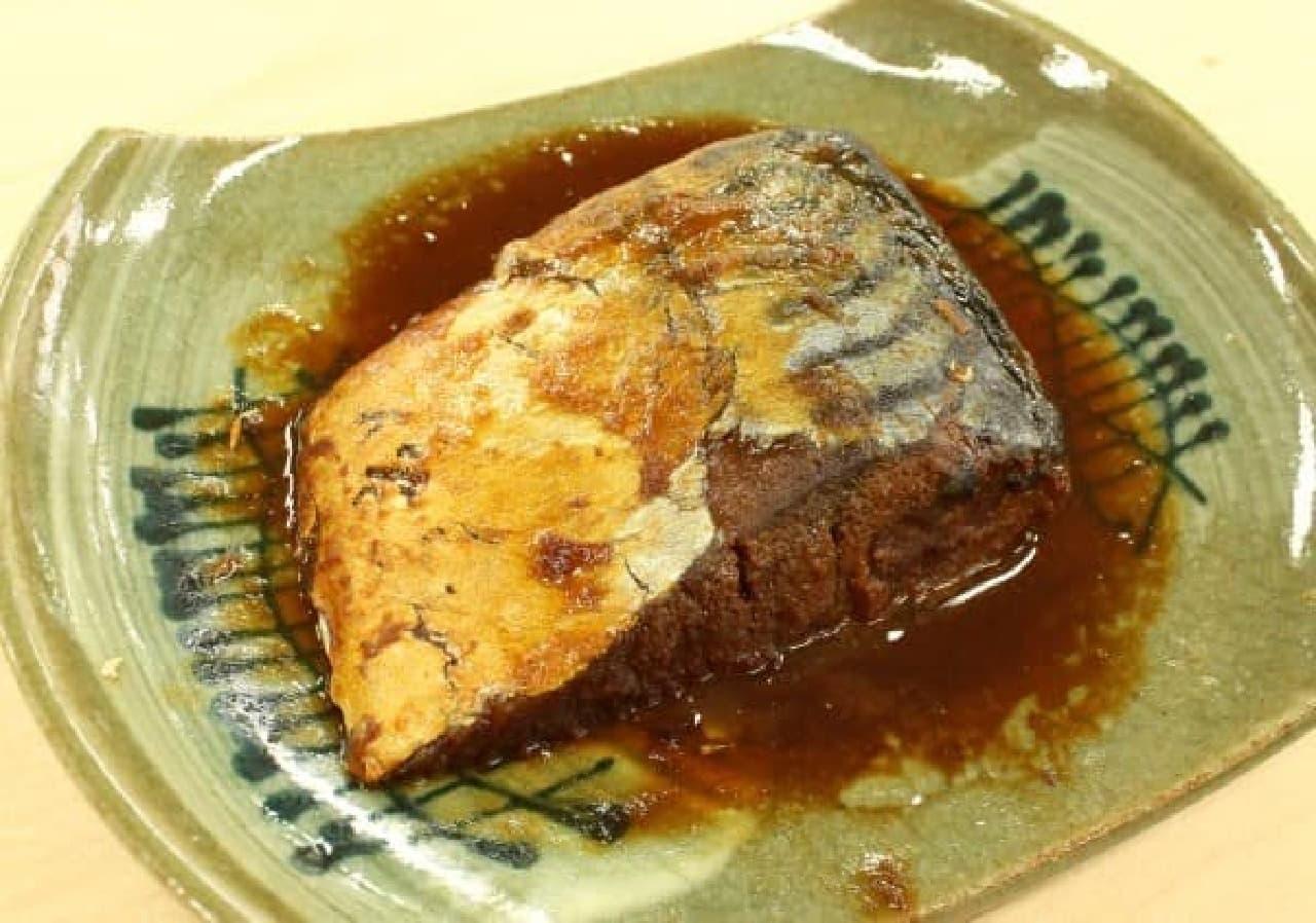 和食の定番!さばの味噌煮