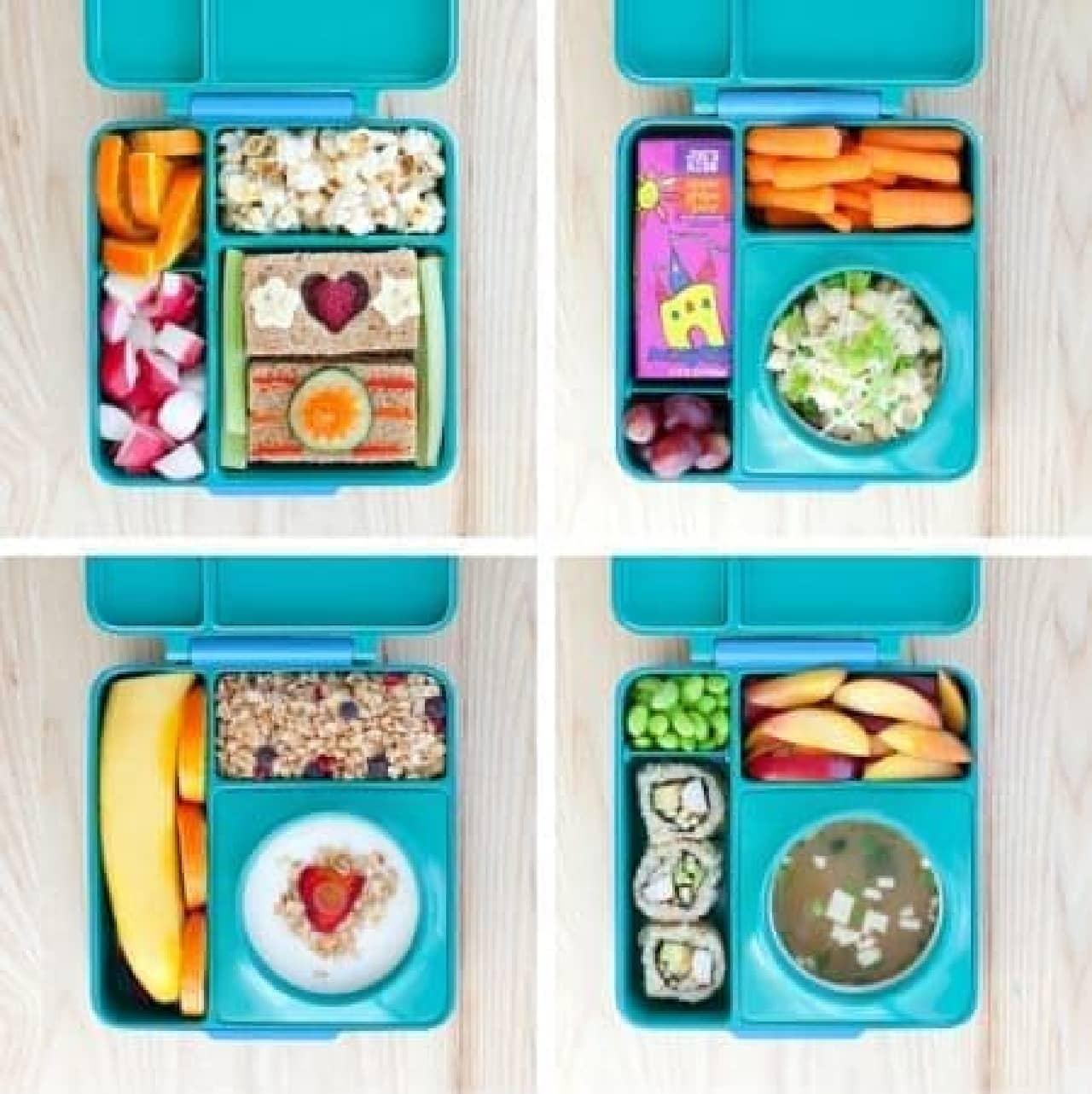 母の愛から生まれたお弁当箱「OmieBox」とは?