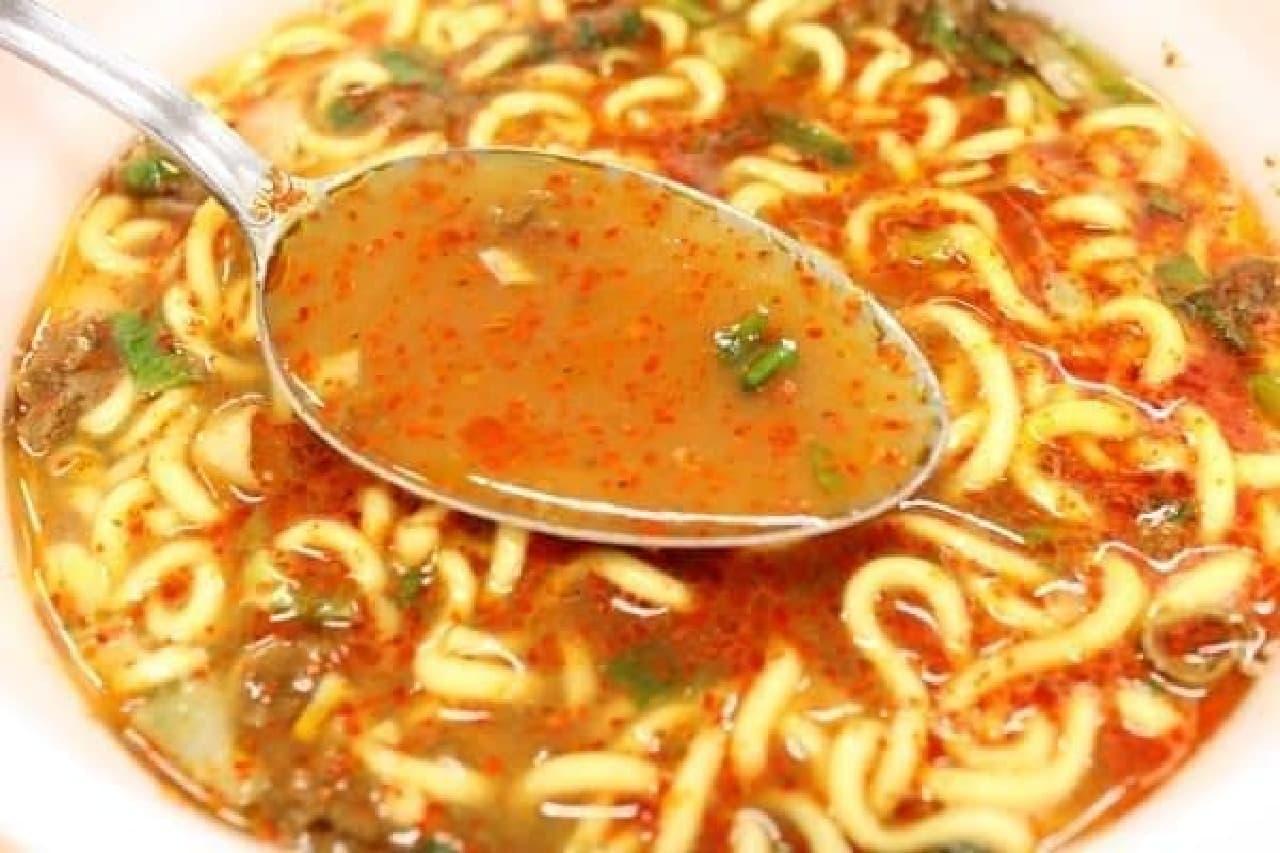 このスープが止まらない