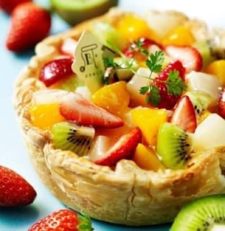 色とりどりのフルーツが華やか!