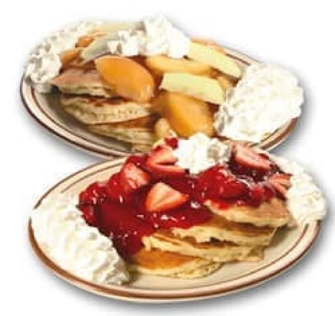 「Pancake Floor Pillows」が目指した Blueberry Hill のパンケーキ
