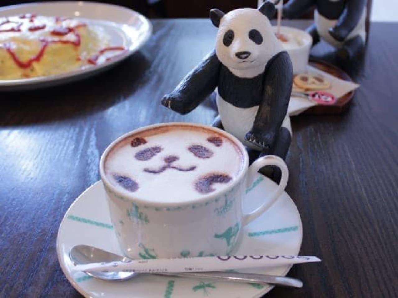 パンダは癒してくれるかな...?