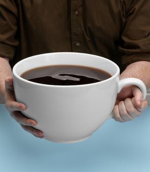 これが20杯分のコーヒー!