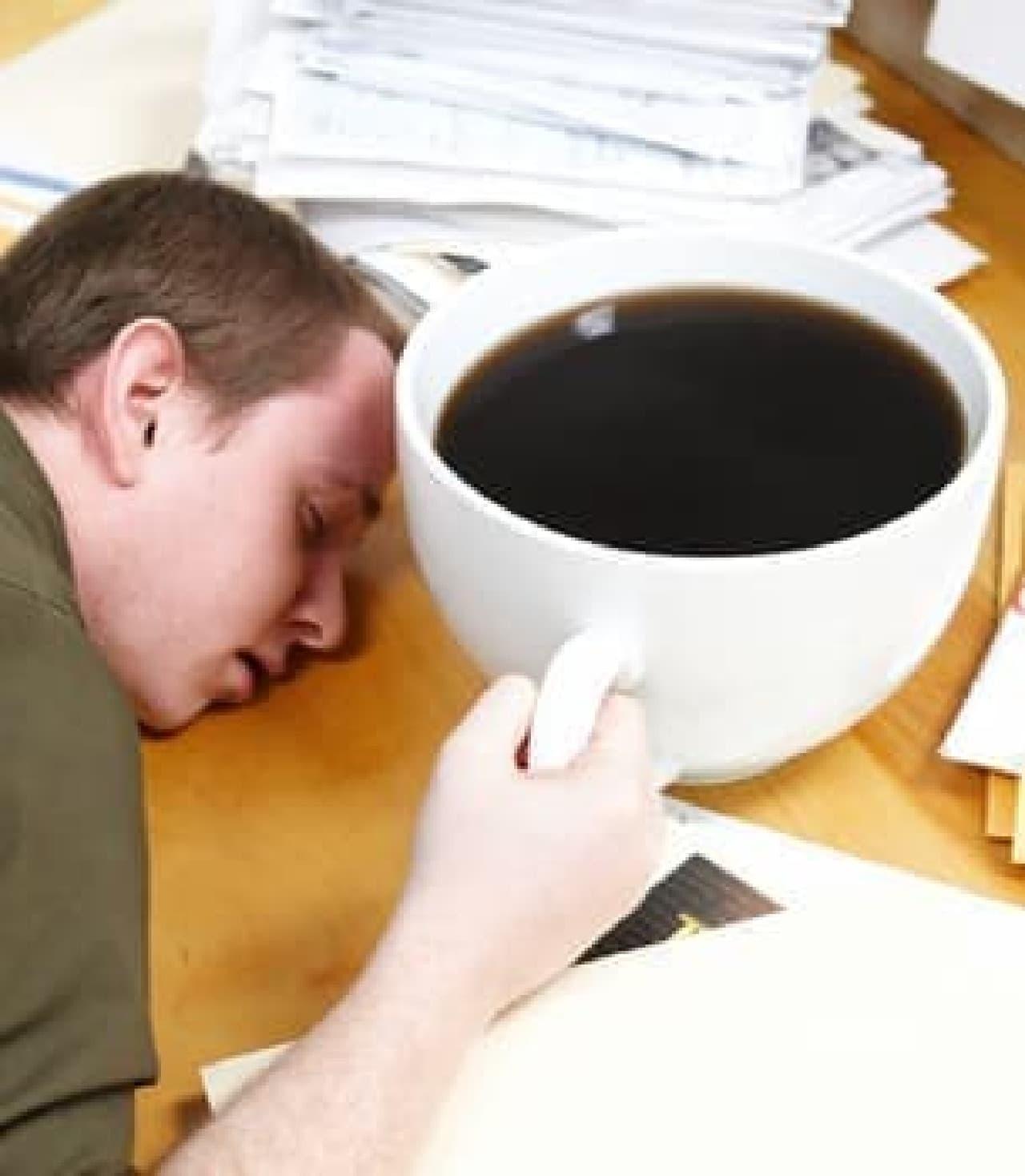 世界最大のコーヒーカップ「World's Largest Coffee Cup」  洗顔にも使えます!?