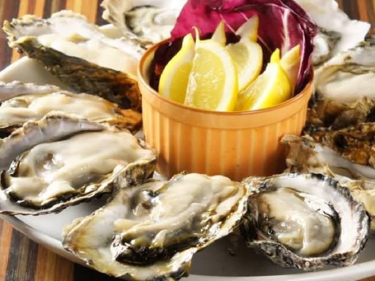 今年も牡蠣の季節がやってきた!