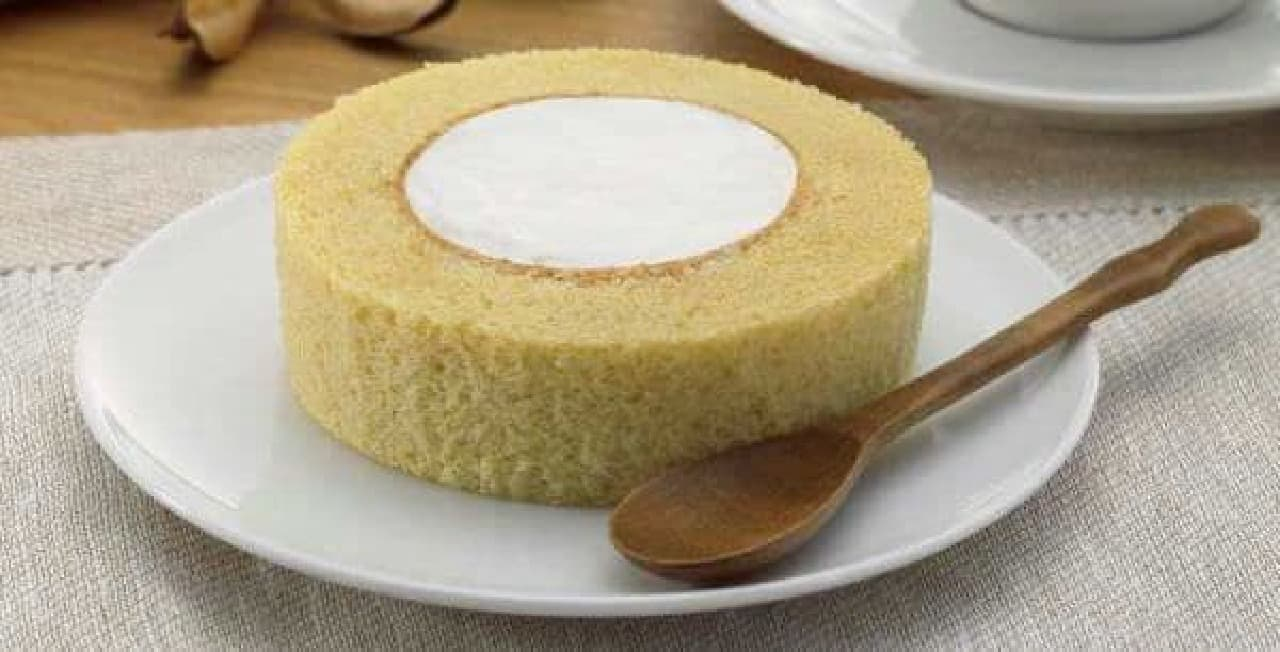 ふすまを使用した「プレミアムロールケーキ」はカロリー・糖質OFF!