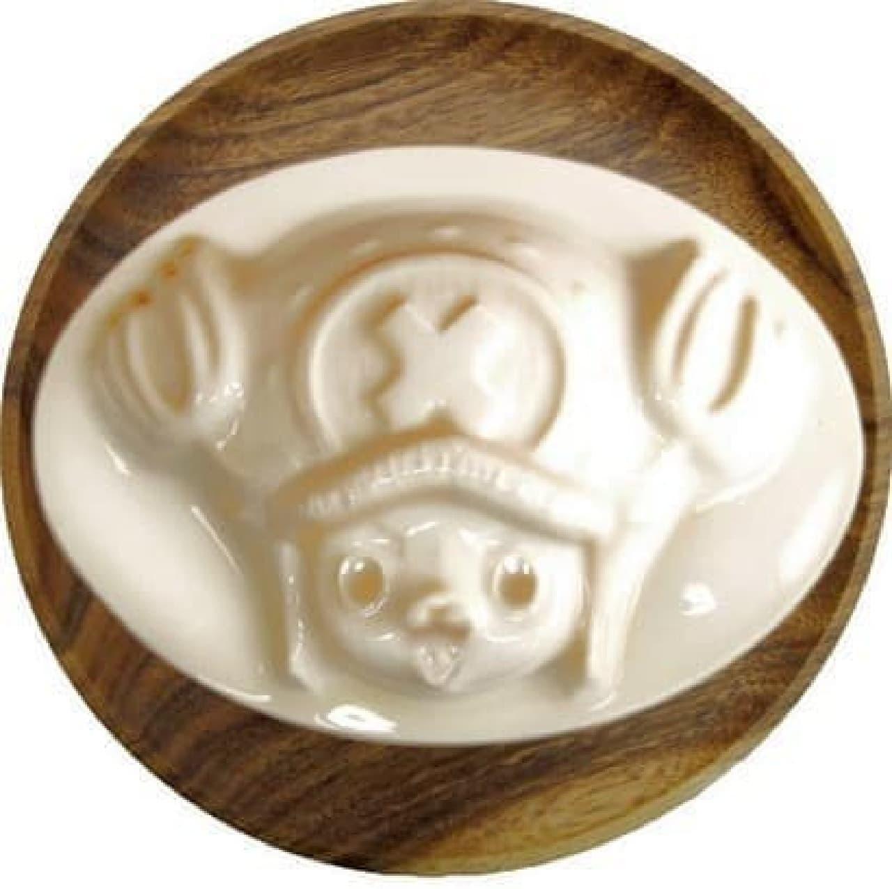 豆腐スイーツ『チョッパー豆腐』