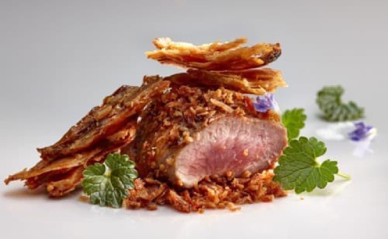 世界トップレベルのシェフが作る料理を香りでお届け  (出典:Mugaritz 公式サイト)