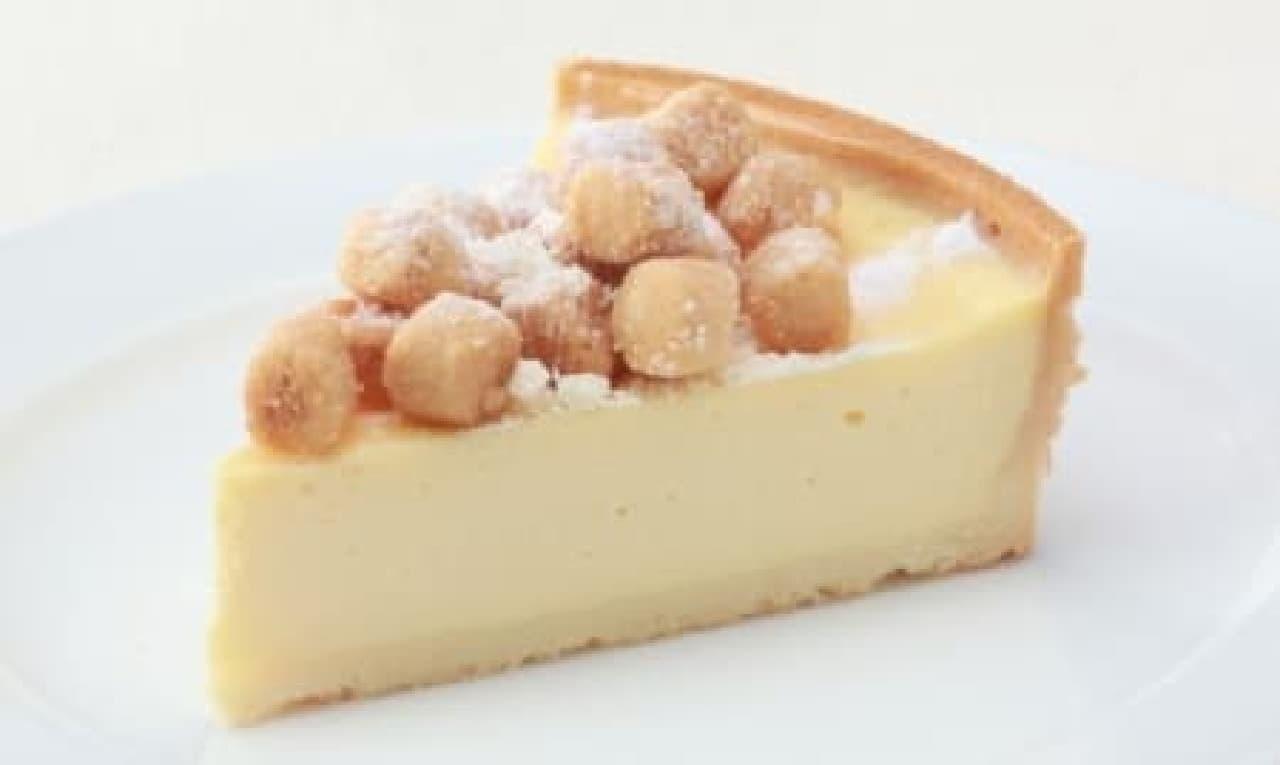 チーズのうまみがギュッと詰まった濃厚な味わい