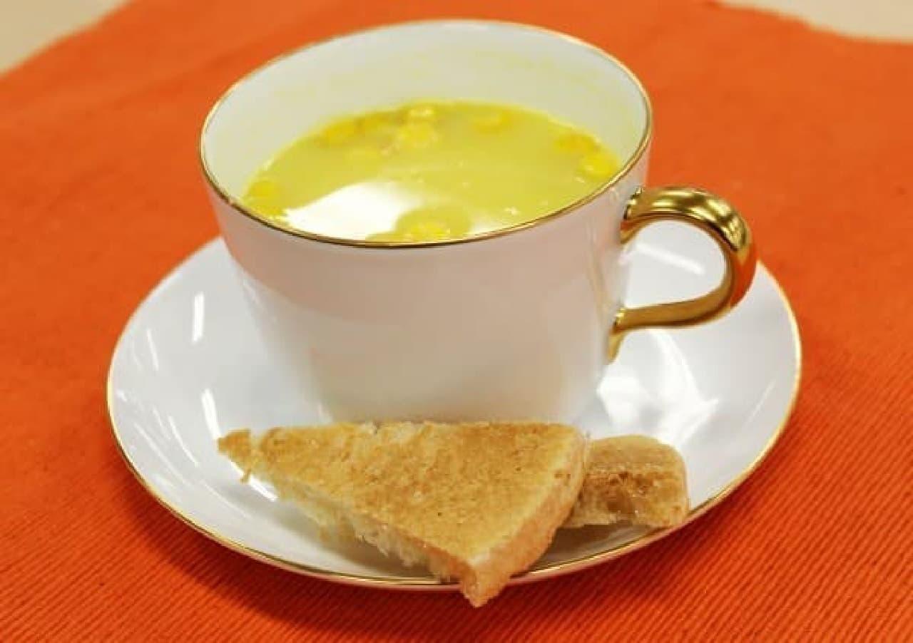 スープにディップしながら食べてもよし!