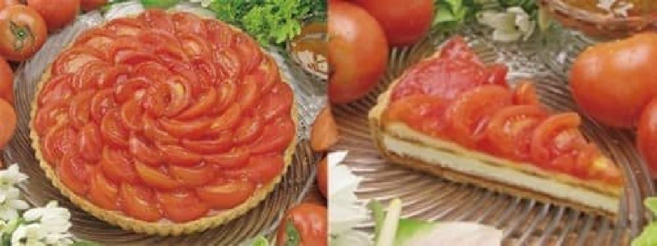 宮城県産トマトをふんだんに使用