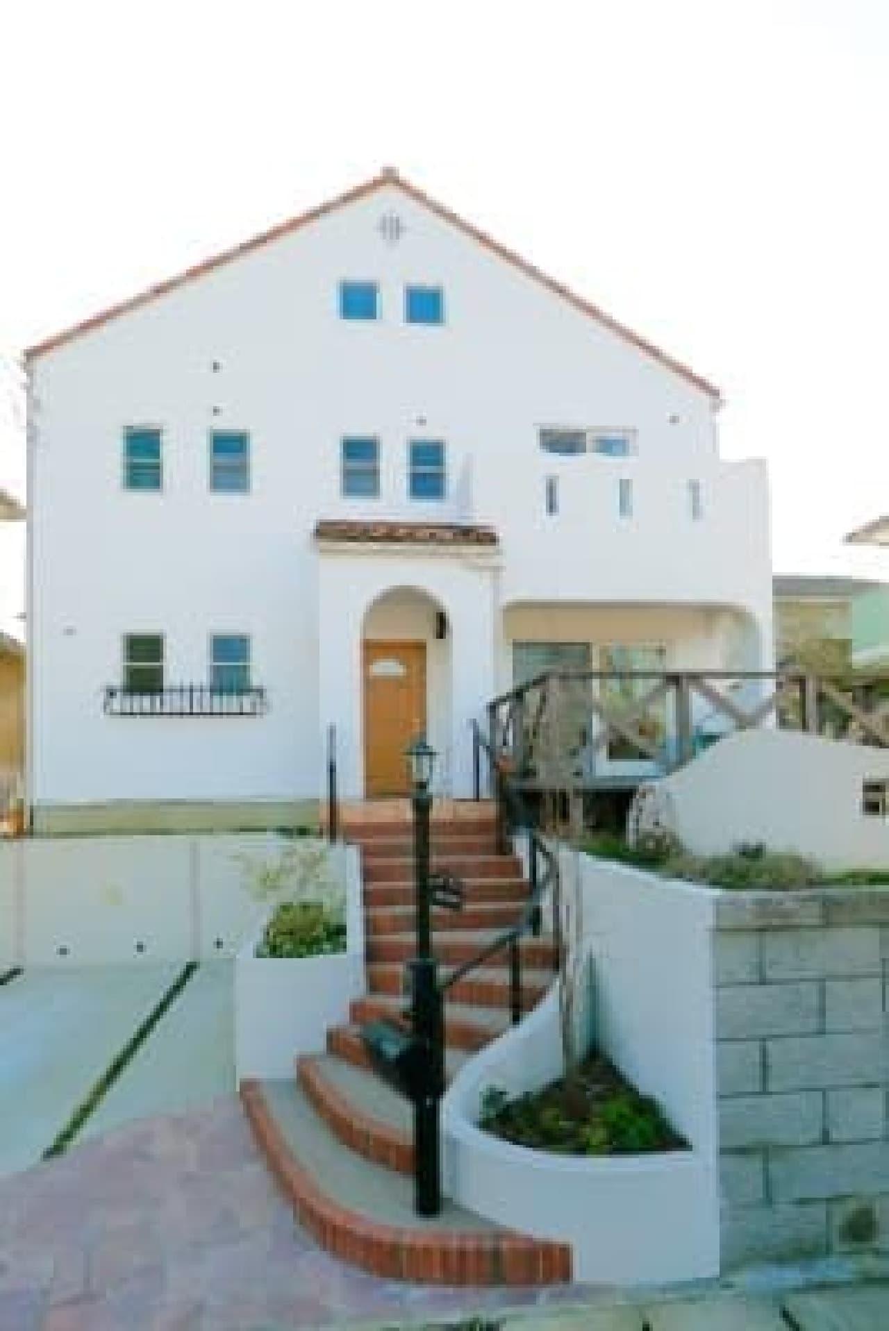 伊豆山建設の住宅例