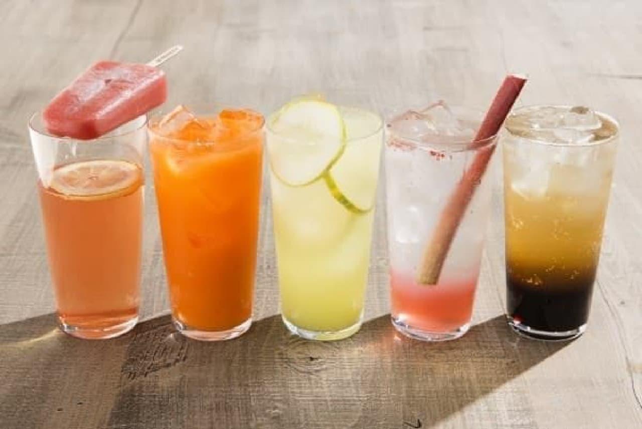 日本初!ソーダの専門店 SodaStream