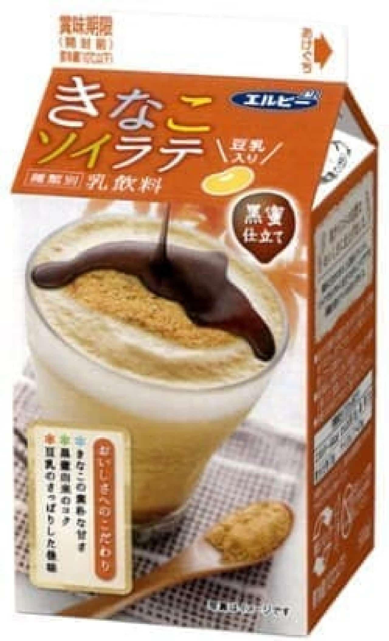 「豆乳クリーム」で、さっぱりとした甘さを実現