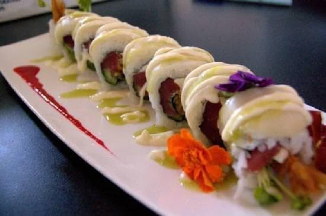 ランキング3位の Sake2Me Sushi の料理写真(出典:トリップアドバイザー)