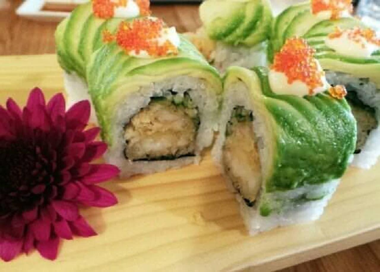 ランキング8位の Kanpai Sushi の料理写真(出典:トリップアドバイザー)