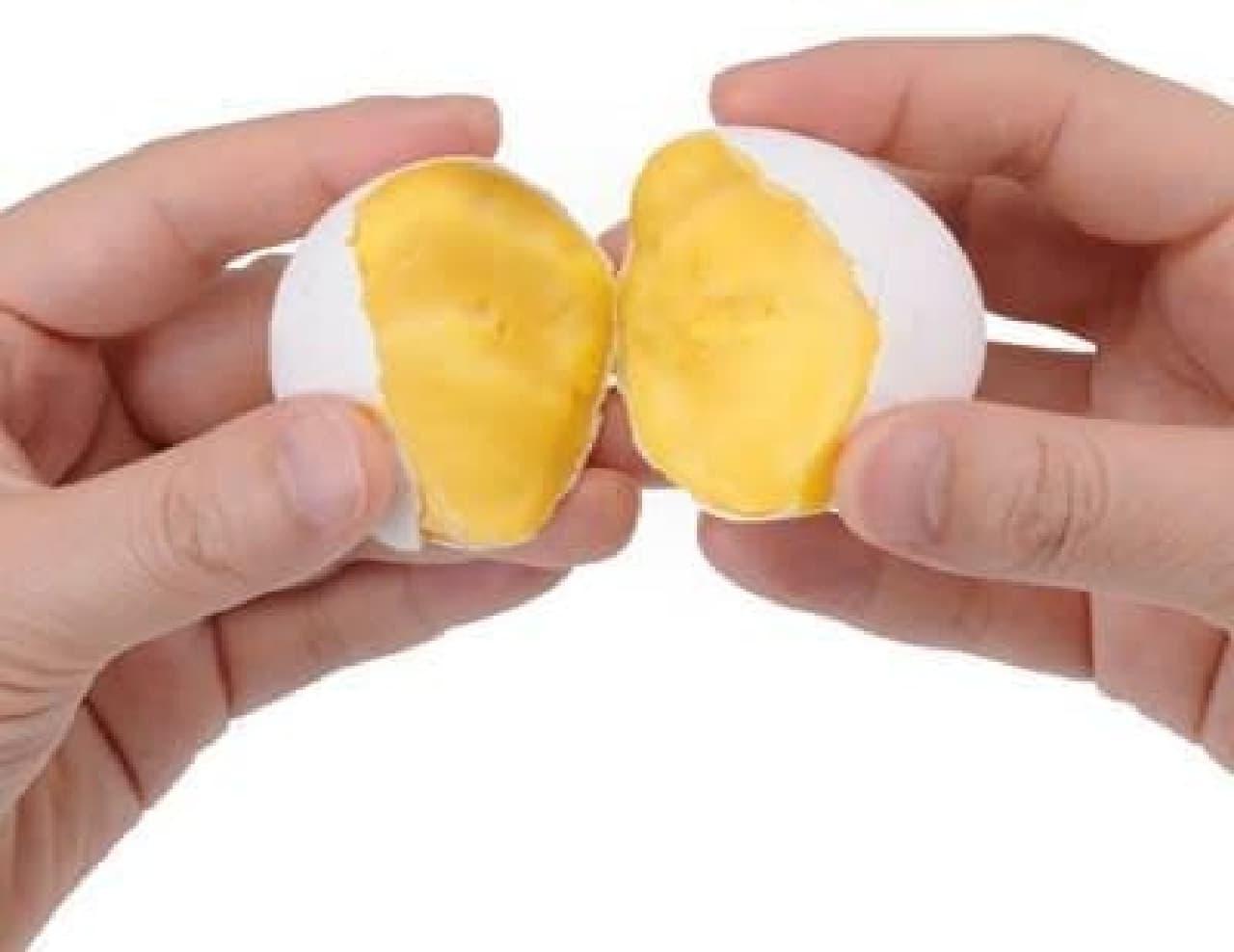 """卵を""""ぐるぐる""""するだけで…?"""